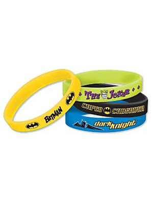BRACELETES BATMAN