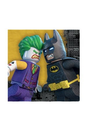 GUARDANAPOS BATMAN LEGO