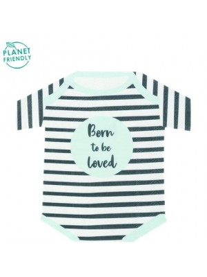 GUARDANAPOS CAMISOLA BORN TO BE LOVE