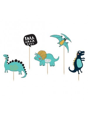 PICK DOCES DINO PARTY
