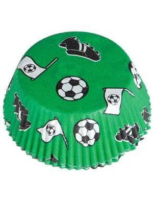 FORMAS CUP CAKE FUTEBOL