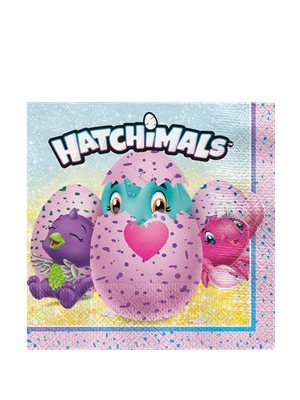 GUARDANAPOS HATCHIMALS