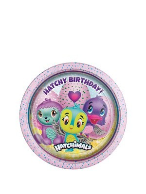 PRATOS 18CM HATCHIMALS