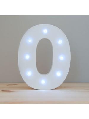 0 LED