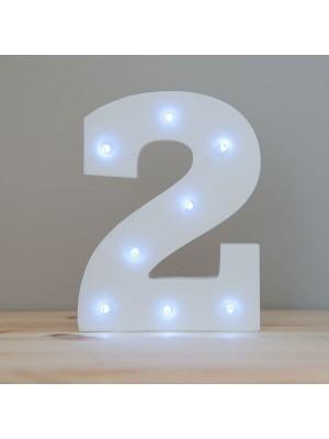 2 LED