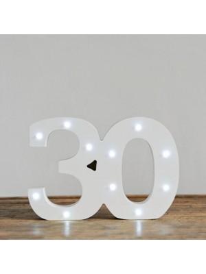 30 LED