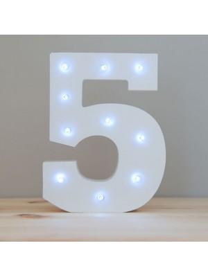 5 LED