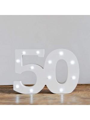 50 LED