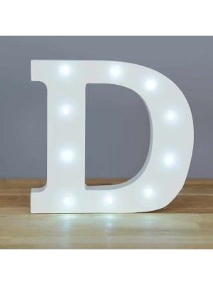 D LED