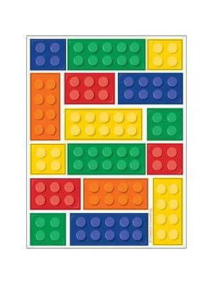 ADESIVOS LEGO