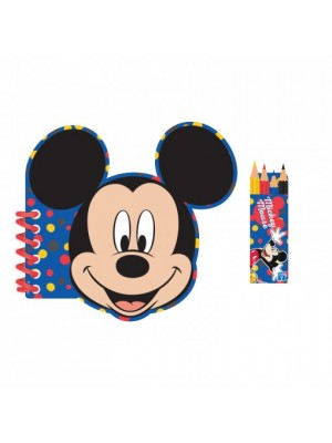 KIT PRESENTE MICKEY MOUSE