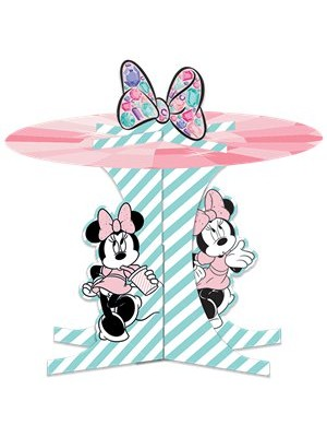 SUPORTE CUP CAKE MINNIE VINTAGE