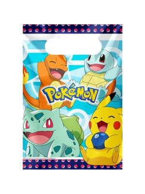 SACOS PRESENTEPOKEMON