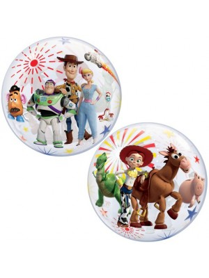 BUBBLE BALLOON TOY STORY 4