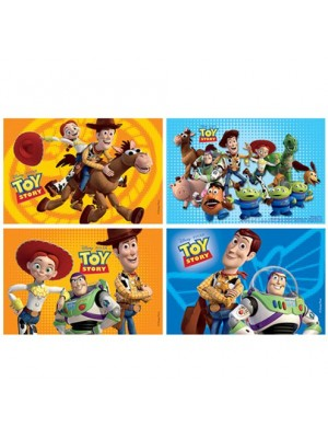 PUZZLES TOY STORY 4