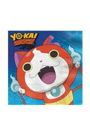 GUARDANAPOS YOKAI WATCH